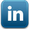 linked in icon graphic